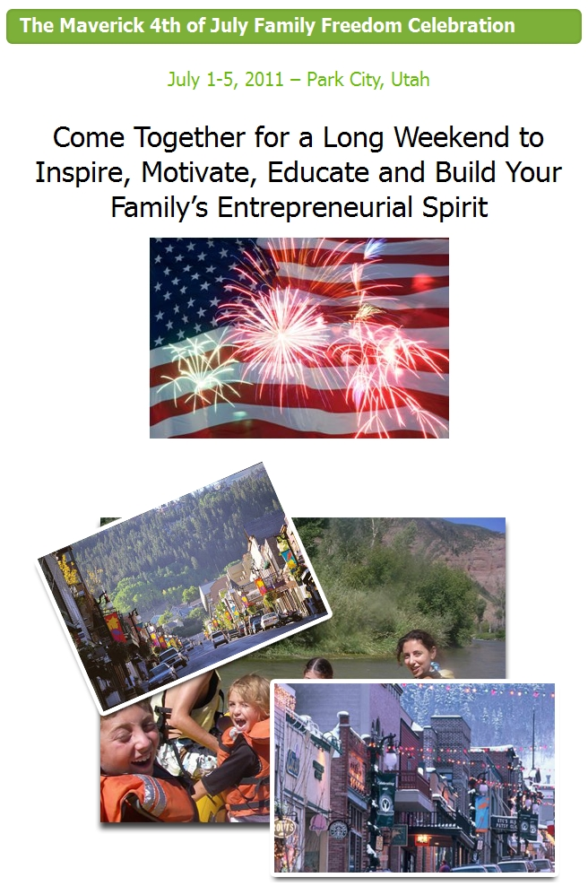 Maverick 4th of July Freedom Celebration