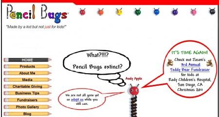 Pencilbugs.com