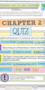 Kidpreneurs-chapter-2-sample-quiz