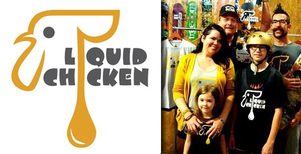 Kidpreneur Sarkis Johnson, Founder of Liquid Chicken Skateboards