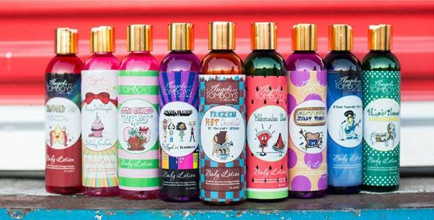 Angels and Tomboys Body Spray